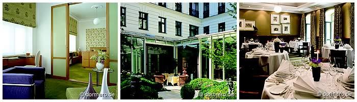 Hotels in Berlin: Dormero Hotel Brandenburger Hof Berlin