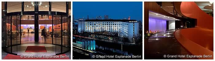 Hotels in Berlin: Grand Hotel Esplanade Berlin