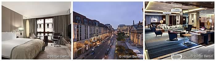Hotels in Berlin: Hotel Hilton Berlin