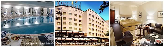 Hotels in Berlin: Kempinski Hotel Bristol