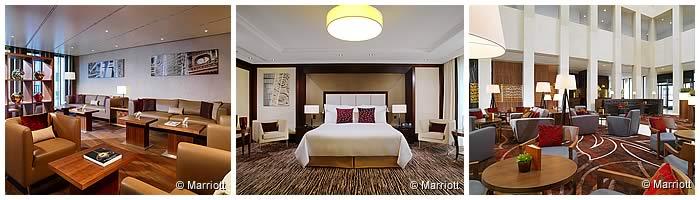 Hotels in Berlin: Berlin Marriott Hotel