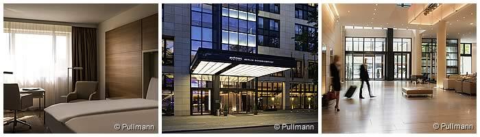 Hotels in Berlin: Hotel Pullmann