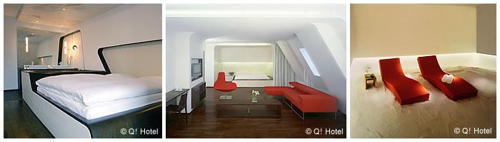 Hotels in Berlin: Q! Hotel