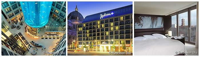 Hotels in Berlin: Hotel Radisson Blu