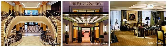 Hotels in Berlin: Hotel Ritz Carlton