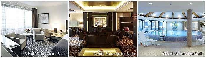 Hotels in Berlin: Hotel Steigenberger Berlin