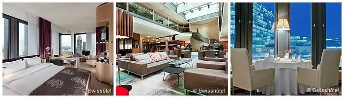 Hotels in Berlin: Swissôtel