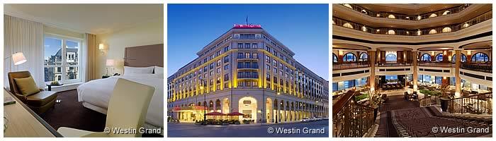 Hotels in Berlin: Westin Grand